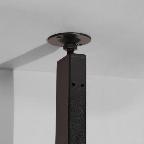 Poteau sol/plafond 238 cm Etagere séparation