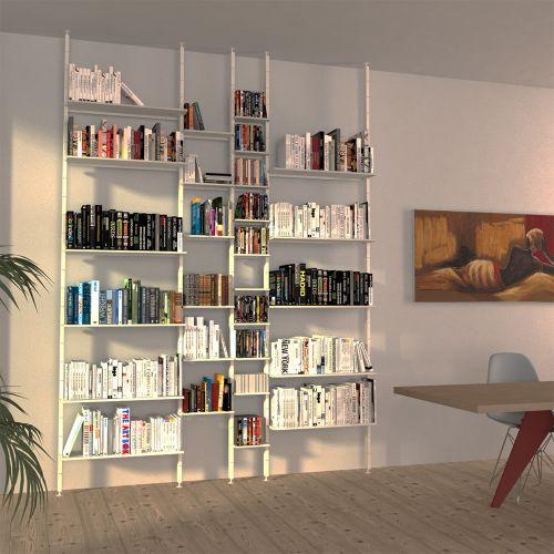LéA étagère grande bibliothèque