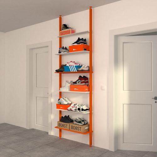 MELOE Colonne rangement sneakers