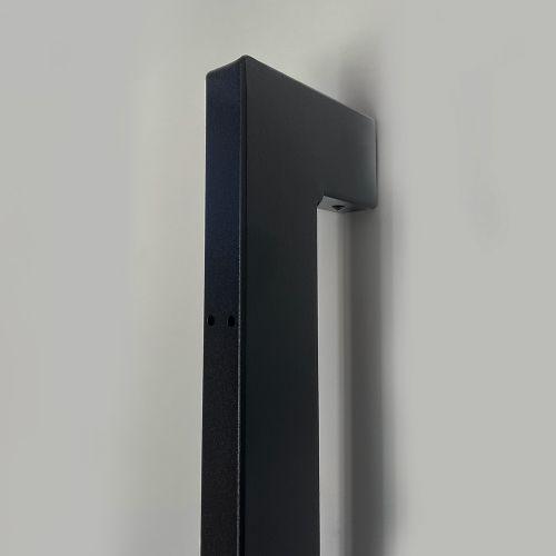 Poteau sol/mur 202 cm